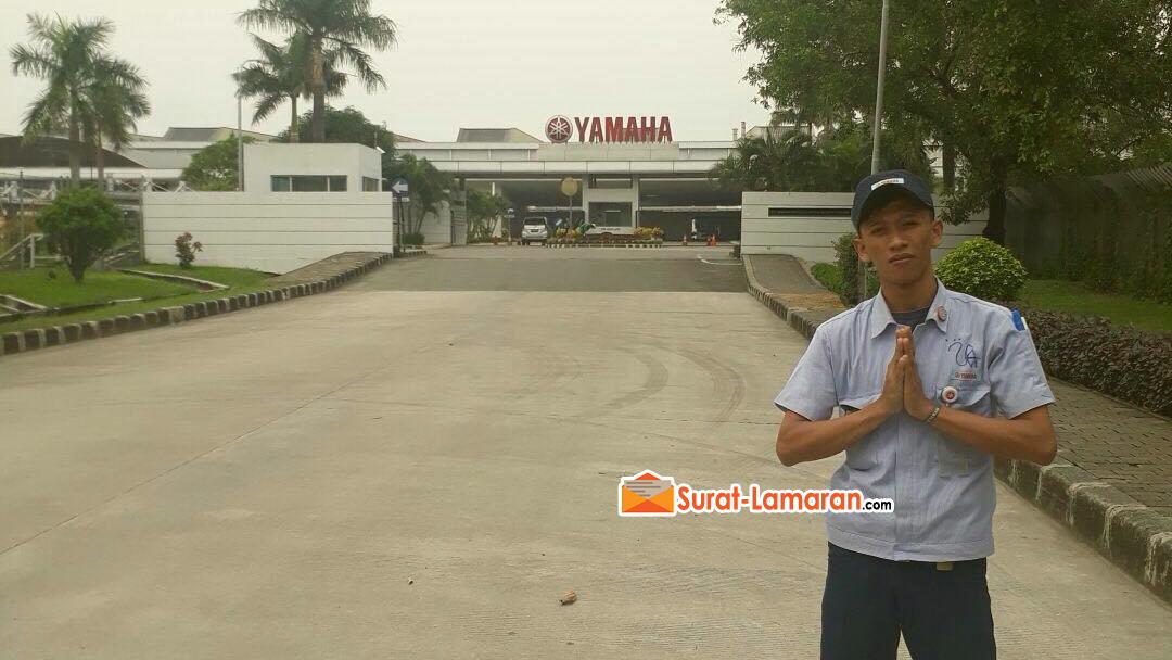 PT. Yamaha Motor Manufacturing West Java KIIC Karawang