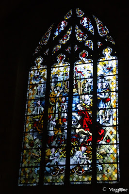 Vetrate colorate della Cattedrale di Saint Vincent