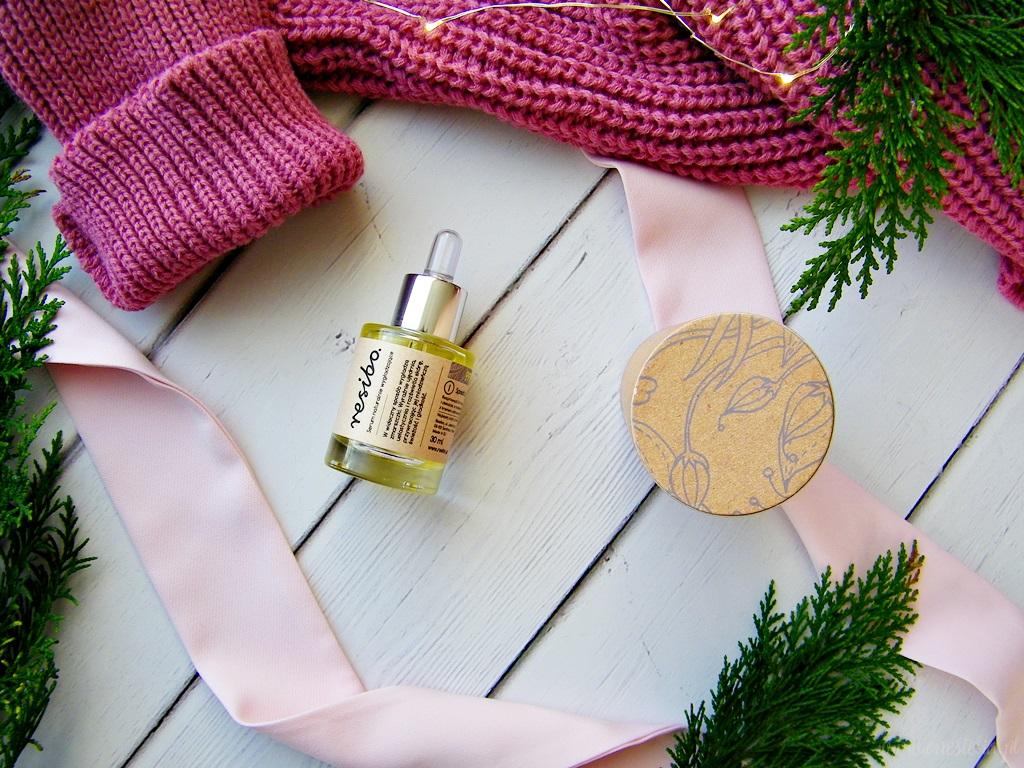 Kosmetyki Resibo - naturalna pielęgnacja skóry. Serum naturalnie wygładzające