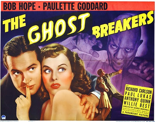 Poster - The Ghost Breakers (1940)