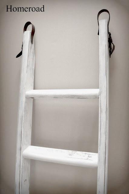 stocking ladder www.homeroad.net