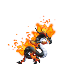 Arsonist Dragon