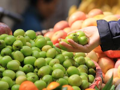 Thực hư quả táo ta giúp chữa đau dạ dày