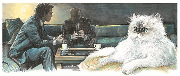 Ο ΗΓΕΤΗΣ, Ο ΕΚΔΟΤΗΣ ΚΑΙ.... Η ΓΑΤΑ ΤΩΝ ΙΜΑΛΑΪΩΝ | ΜΑΞΙΜΟΥ: Ο ΔΟΛ ''ΕΚΒΙΑΖΕΙ'' ΤΗΝ ΚΥΒΕΡΝΗΣΗ!
