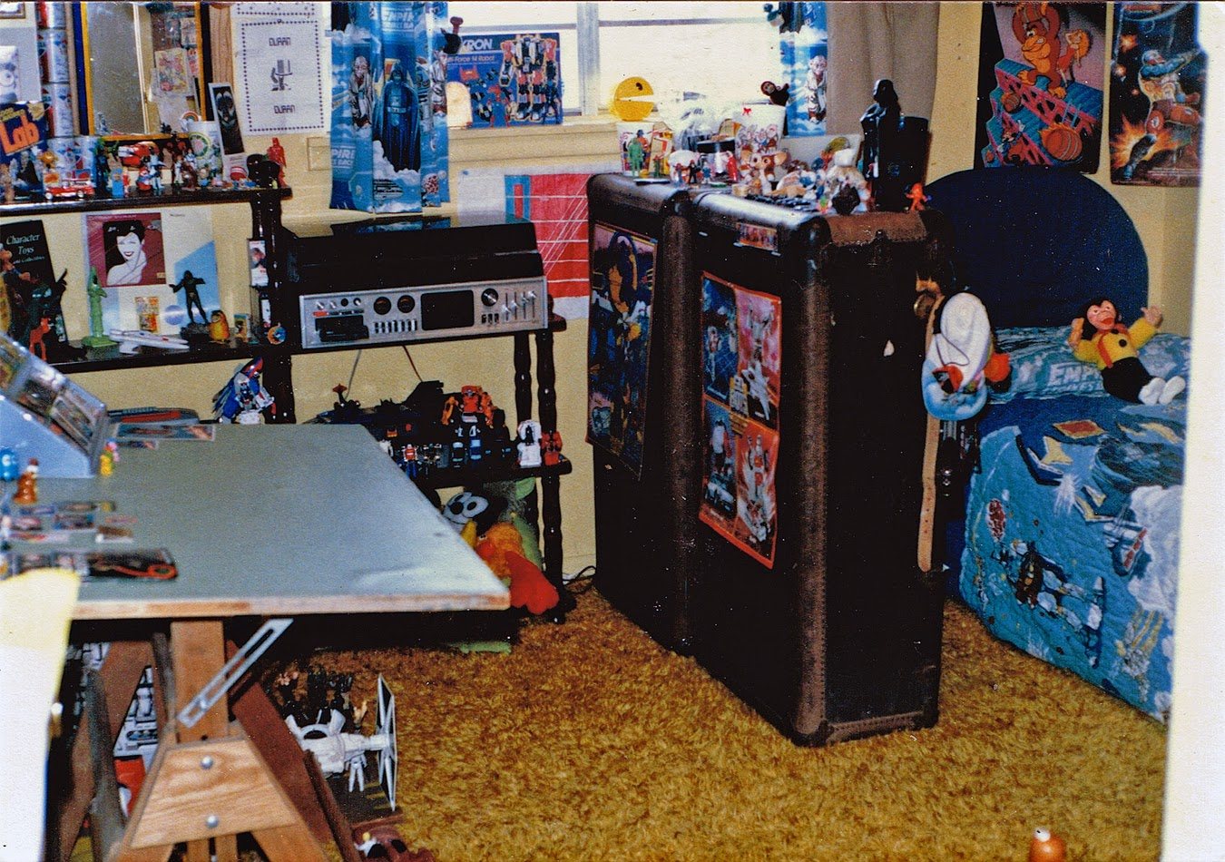SECRET FUN BLOG: MY ROOM- EARLY 90s EDITION on 90 Room  id=97987