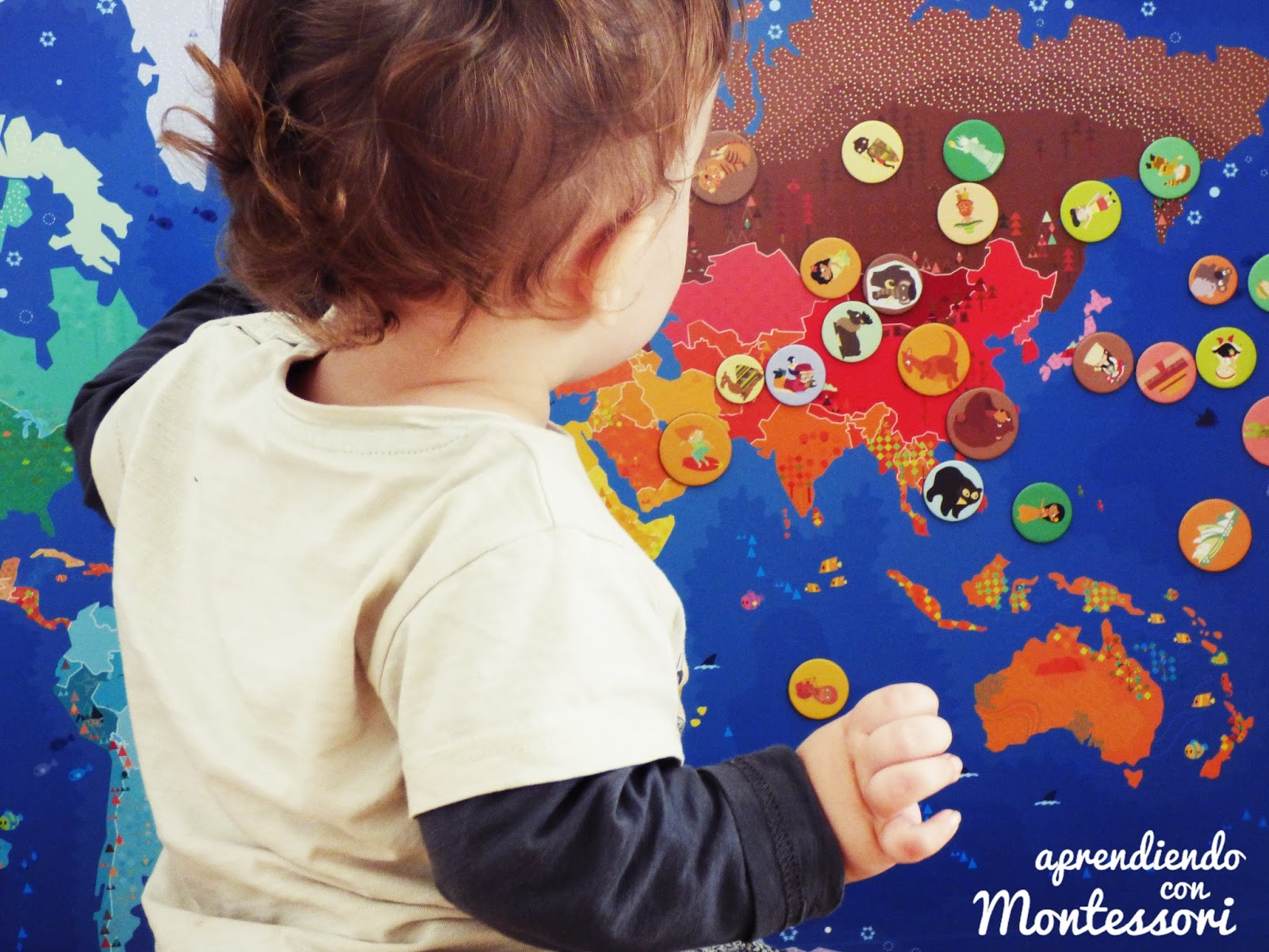 92e2ac21f62 mapa de los continentes archivos - Aprendiendo con Montessori