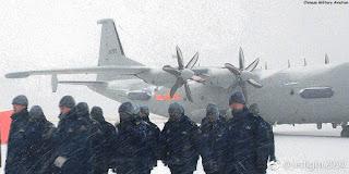 Entrega de aviones de inteligencia electrónica Y-9JB