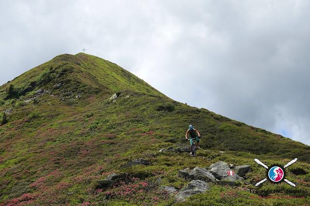 Gipfelkreuz Schweigberghorn