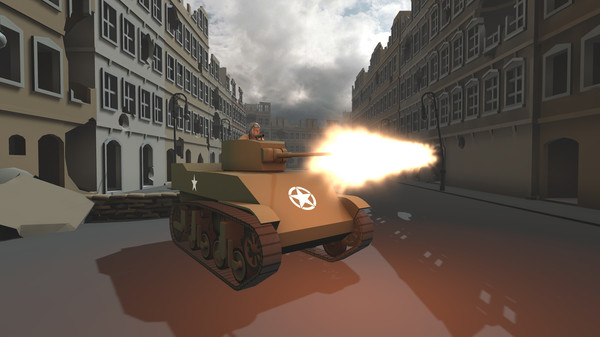 Tank Vr PC Game