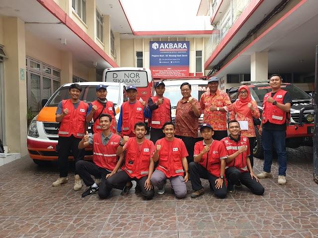 Peringati Hari Sukarelawan PMI Solo Berangkatkan Relawan ke Banten*