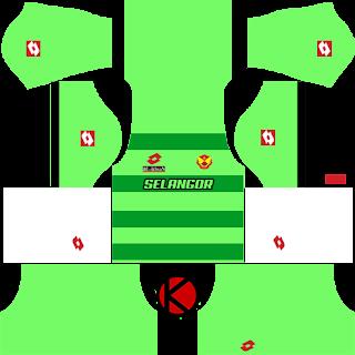 Selangor Kits 2017 -  Dream League Soccer