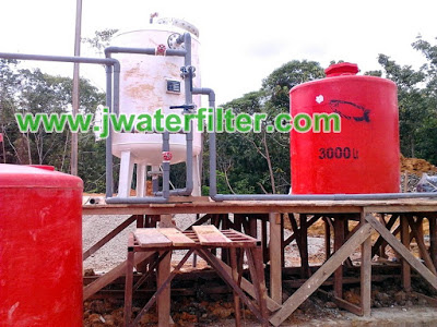 filter air industri 12 m3/jam