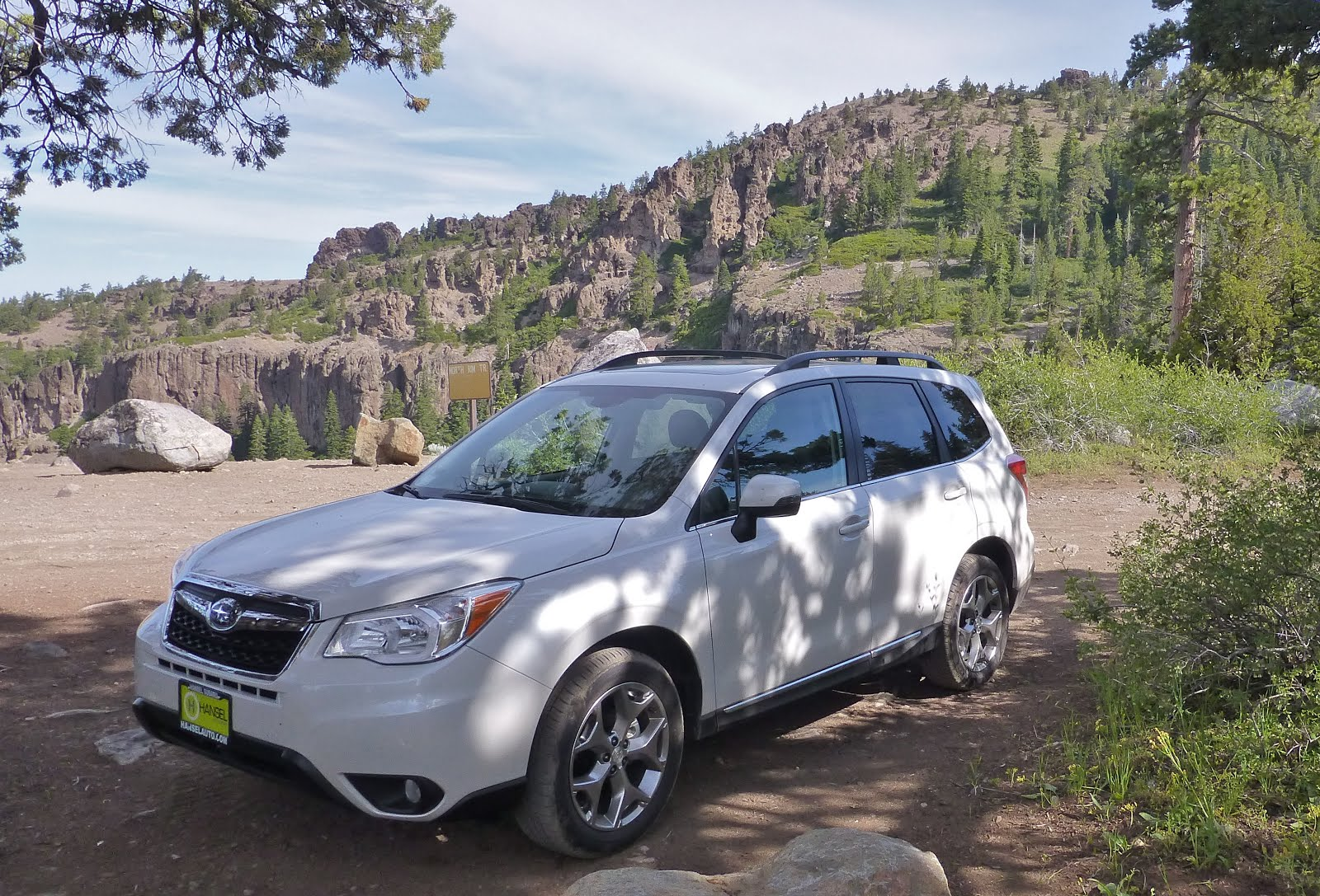 "The 2015 Subaru Forester ""Touring"""
