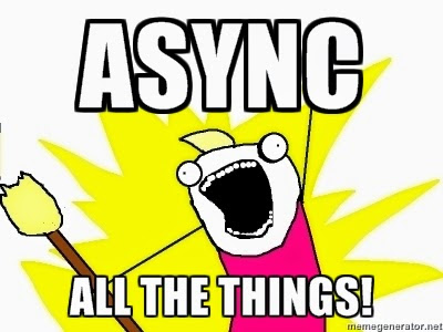 Building Microservices with Spring Boot and Apache Thrift. Part 3. Asynchronous services