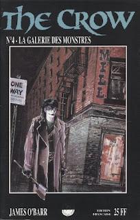 The Crow, partie IV – La galerie des monstres
