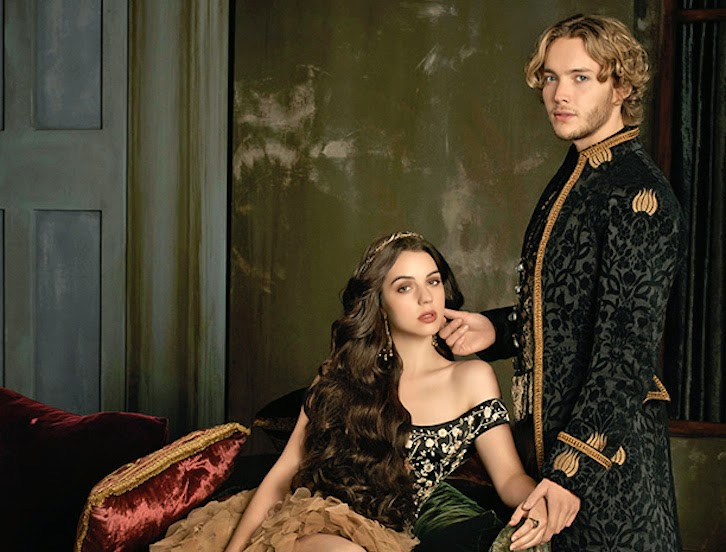 Reign - Season 2 - Cast Promotional Photo