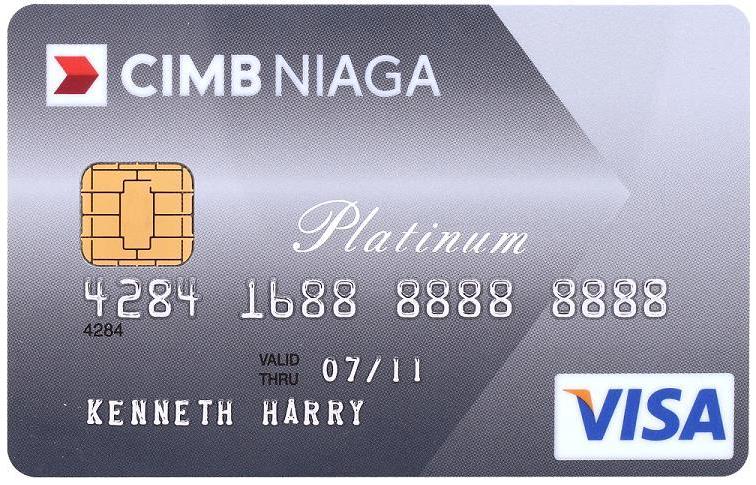 CIMB NIAGA kartu kredit
