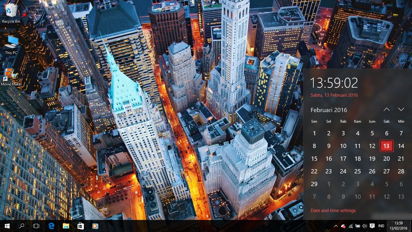 New York City Theme For Windows 7 8 And 10 Save Themes