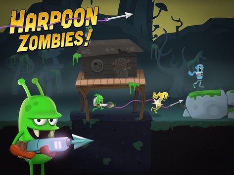 لعبة Zombie Catchers