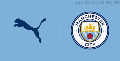 76f24da68ac Manchester City Set To Sign £45m-A-Season Puma Kit Deal