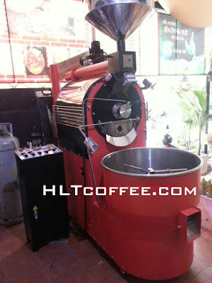 Kiến thức cần biết về máy rang cà phê và cách rang cà phê ngon