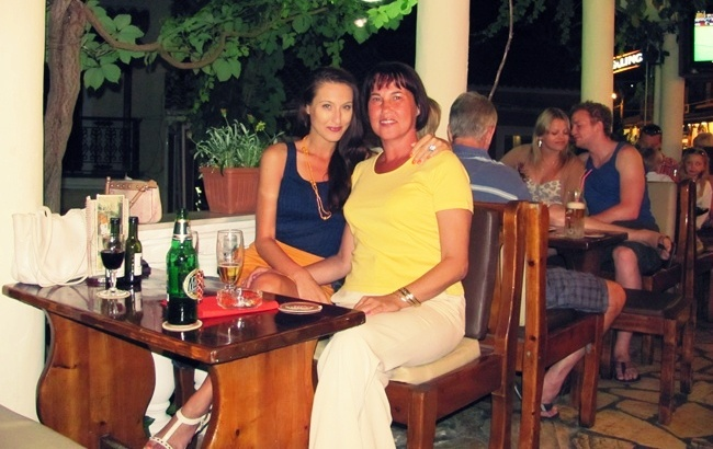 Kassiopi night out bars