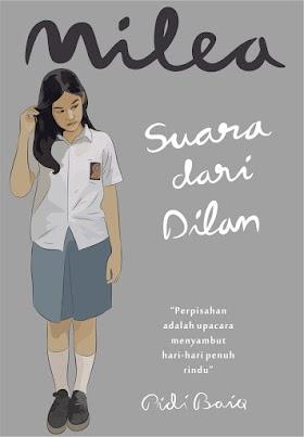 Review Novel: Milea Suara dari Dilan