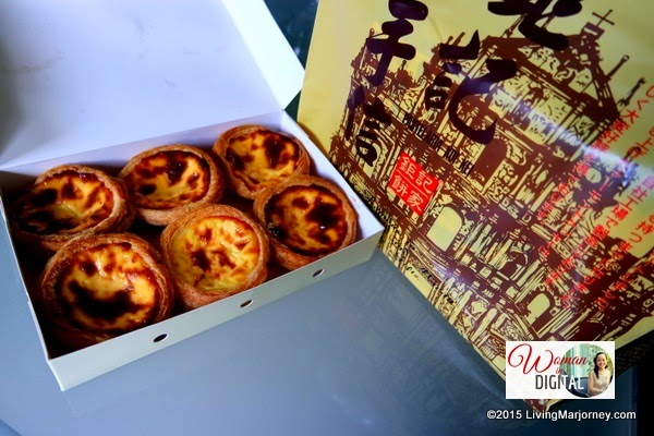 Portuguese-Egg-Tart via Woman-In-Digital