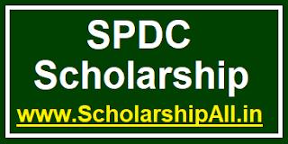 SPDC Scholarship