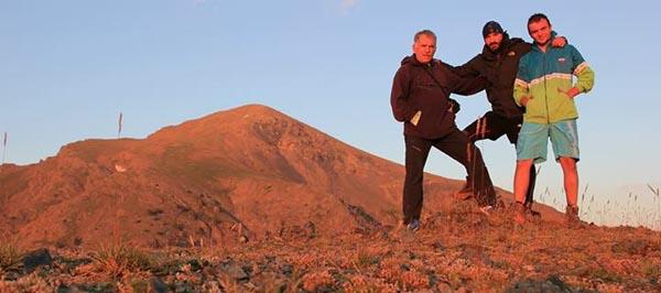 Διανυκτέρευση στη Δρακόλιμνη και ανατολή στα 2.637 μέτρα (φωτογραφίες)