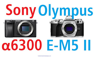 Sony α6300, Sony a6300 specs, mirrorless camera, 4K video, new Sony camera, DSLR camera, Android apps, iOS apps