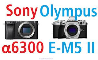 Sony α6300, Sony a6300 specs, mirrorless camera, 4K video, new Sony camera, DSLR camera, Android apps, iOS apps