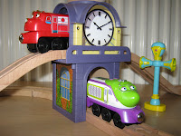 Chuggington Wooden Railway toy brio
