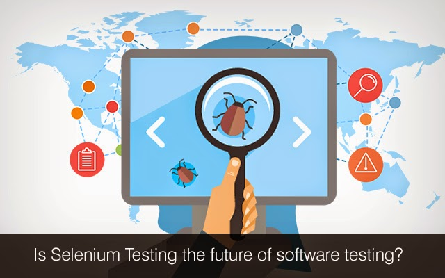 selenium website testing