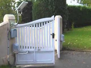 automtic gate