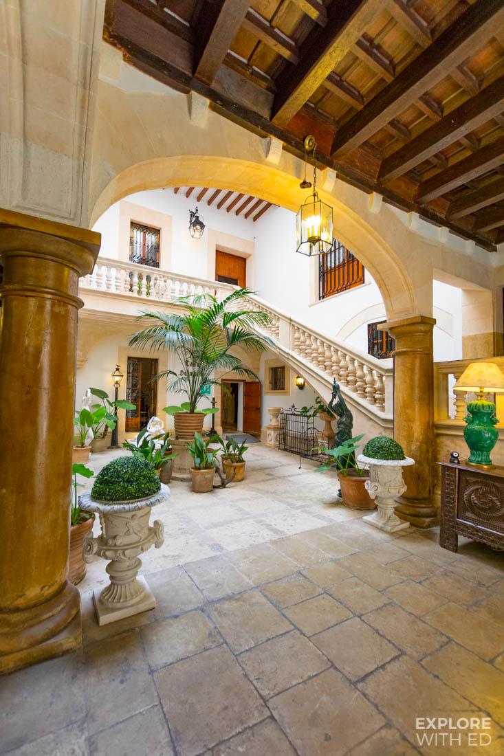 Casa Delmonte Hotel in Palma de Mallorca