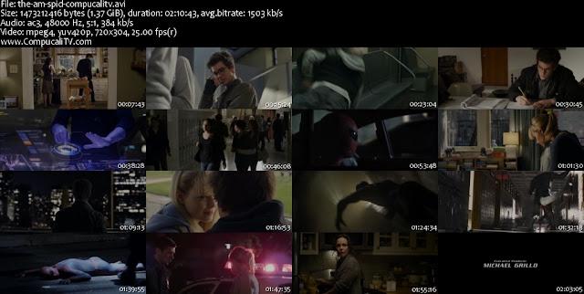The Amazing Spiderman DVDRip Subtitulada