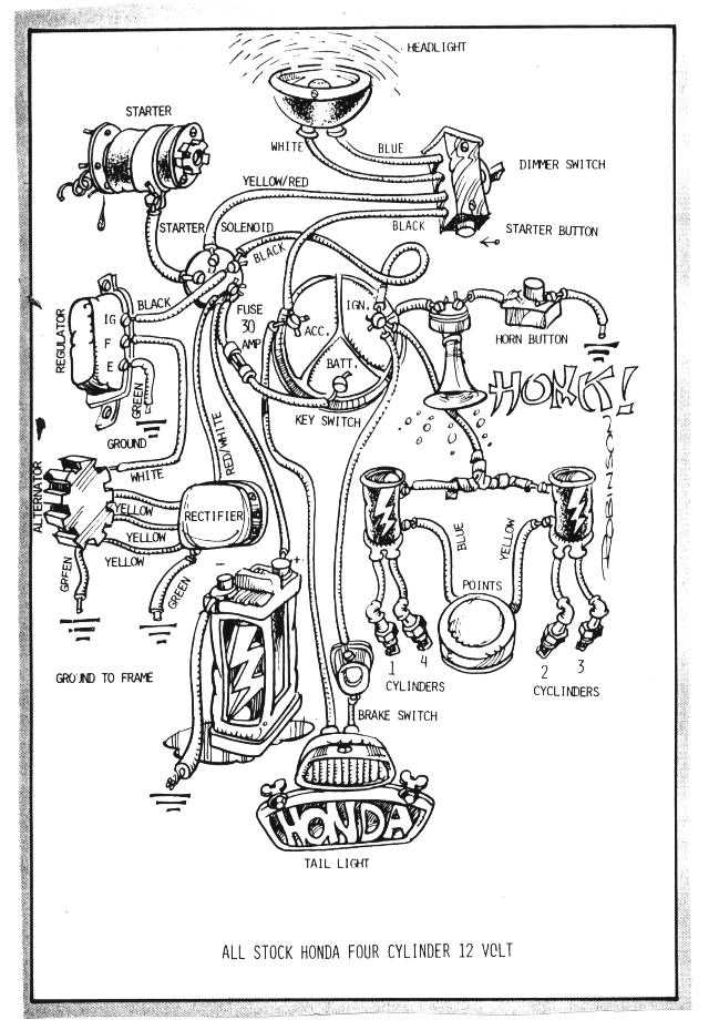 Barking Mad Speed Shop: Wiring Made Easy