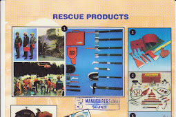RESCUE PRODUCT FOR EVACUATION BUILDING