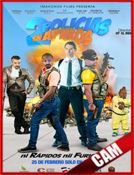 Dos Policias en Apuros 2016 | 3gp/Mp4/CamRip Latino HD Mega