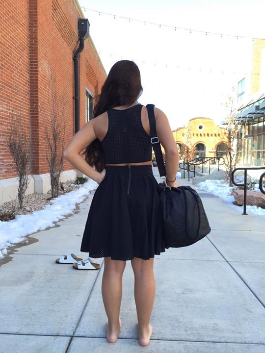 lululemon away dress