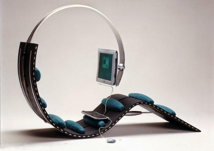 Modern Ergonomic Furniture