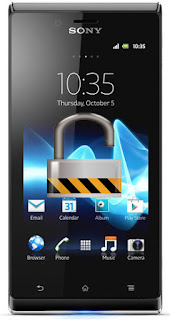 Download Gratis Unlock Bootloader Sony Xperia J