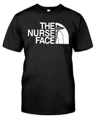 The Nurse Face T Shirt