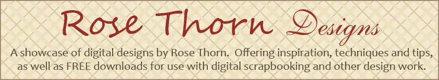 Rose Thorn Designs