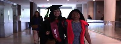 Madre e Hija indocumentadas  Harvard