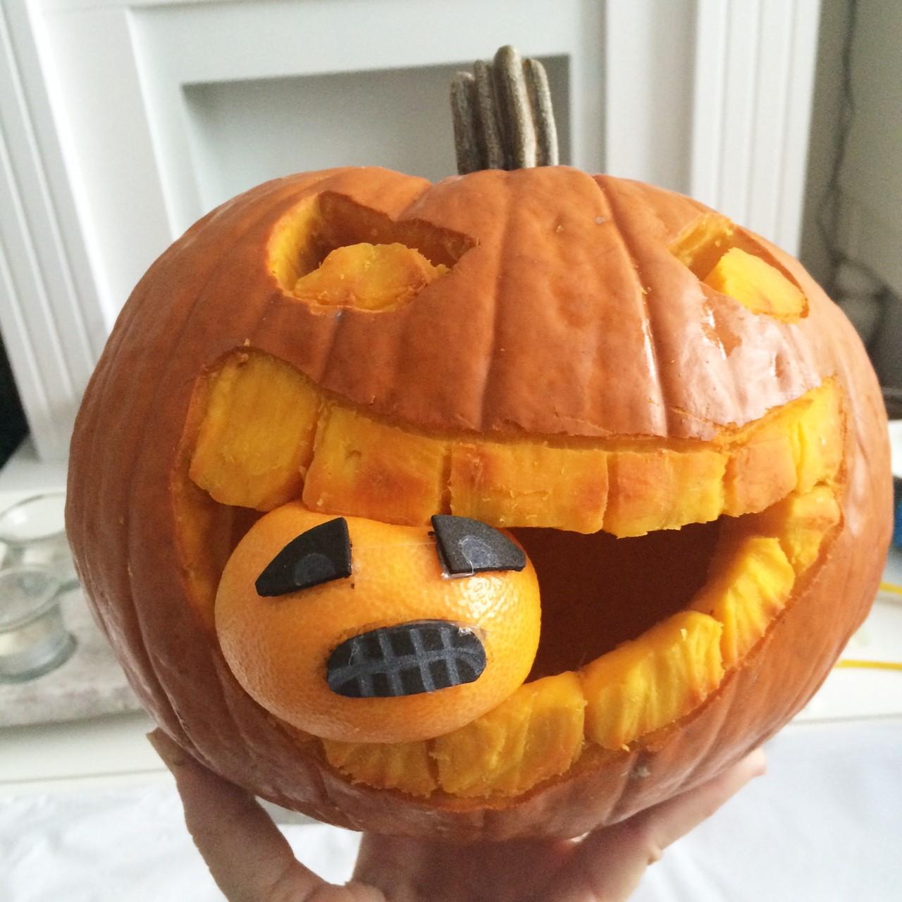 Cmo carvar una calabaza para Halloween S L O A N E S T R E E T