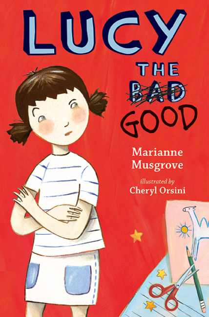Jean Little Library Lucy The Good By Marianne Musgrove border=