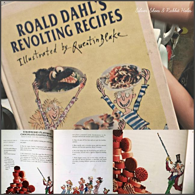 roald dahls even more revolting recipes