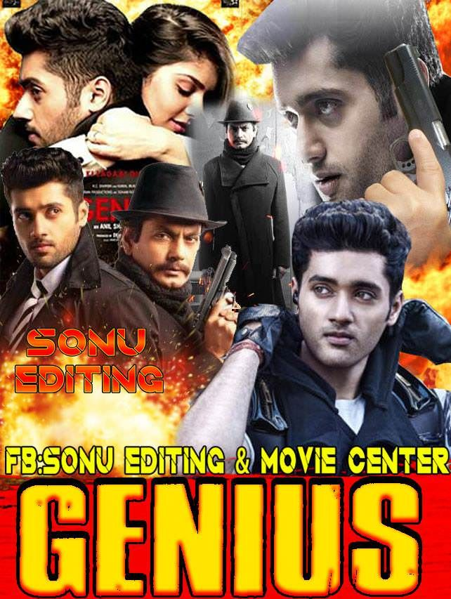 Genius 2018 Hindi 720p WEB-DL x264 1.15GB